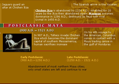 a history of the maya civilization in mesoamerica The ancient olmec civilization was a complex society that predated both the mayans and the to be one of the earliest great civilizations in mesoamerica.